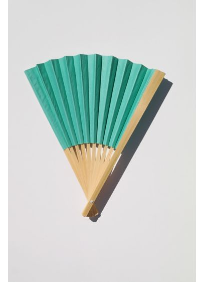Colored Paper Fans - Wedding Gifts & Decorations